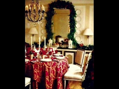 Christmas Decorating Ideas for Kitchen and Dining Room