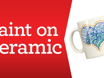 Craft Painting Basics: Ceramic