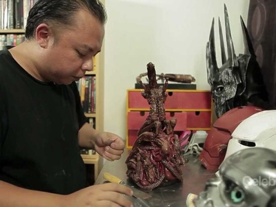 DIY Crew, Episode 1. Fauwaz: Sculptures That Come to Life