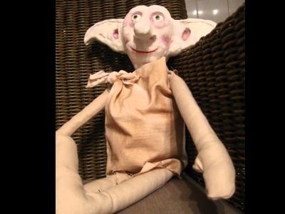 Homemade Harry Potter Dobby The Free Elf Doll