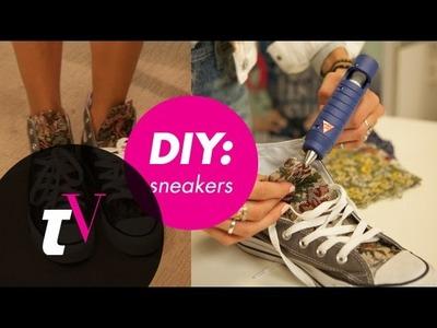 How to Customize Your Kicks - Teen Vogue