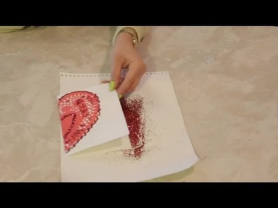 How to Make Your Own Valentine's Cards : Valentine's Day Crafts & More