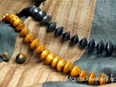 Maria's Jewellery : Polymer clay jewellery by Mary Koshy Karuvelil