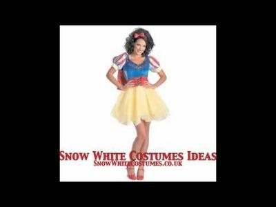 Snow White Costume Ideas