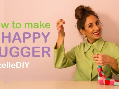 SuzelleDIY - How to Make a Happy Hugger