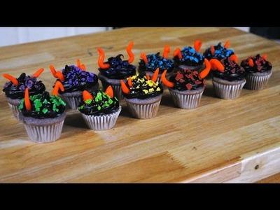 YUMMYSTUCK: Troll Cupcakes