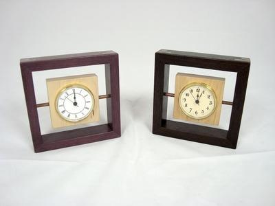 72 - How to Build a Contemporary Clock