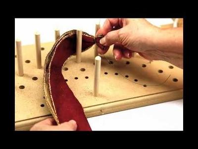 Bow Maker - INSTRUCTION - LARGE PRO BOW 3 RIBBONS