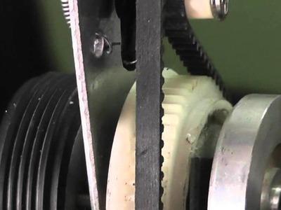 Cap motorizat (motorized head for video camera crane) DIY