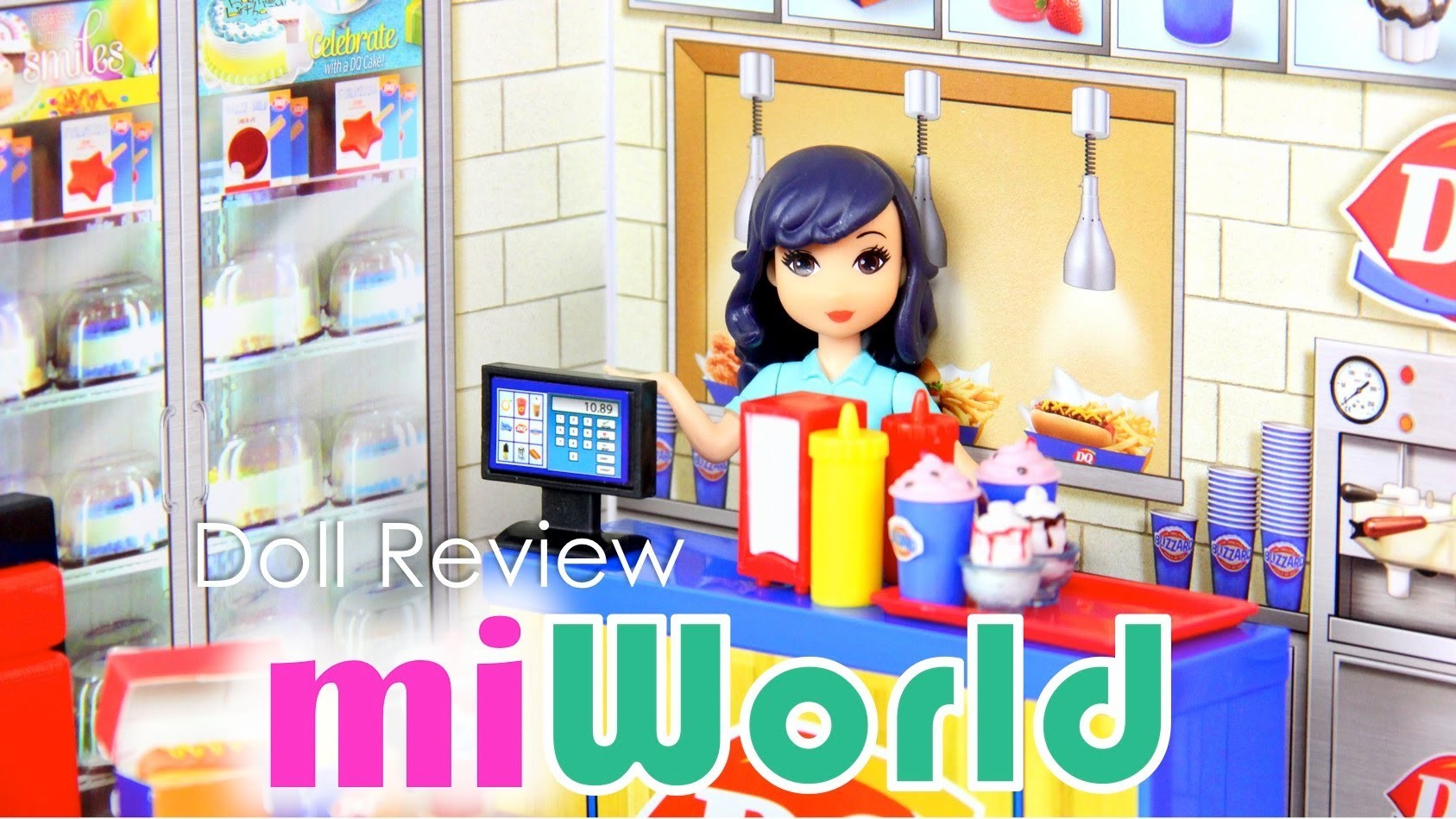 Doll Review: miWorld