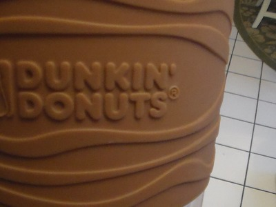 Dunkin Donuts Inspired Iced Coffee Recipe!!