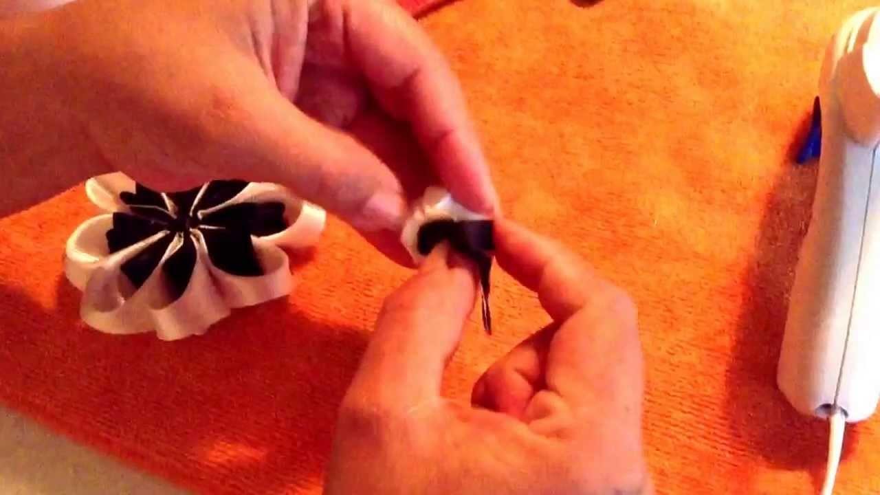 Flor de Liston en blanco y negro