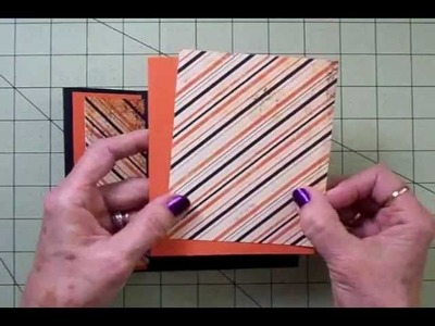 """""""Going Batty!"""" S-Fold Card"""