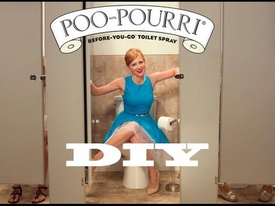 How to make Poo-pourri