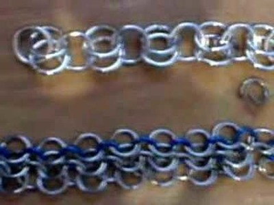Making Chainmail (European Style)