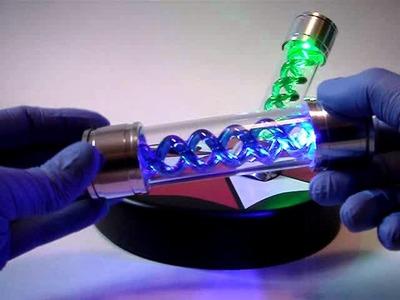 Official Resident Evil T-Virus vials prop replicas from HCG