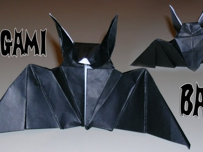 Origami Bat - Mantler's Bat