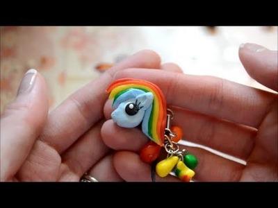 Rainbow Dash Charm Tutorial