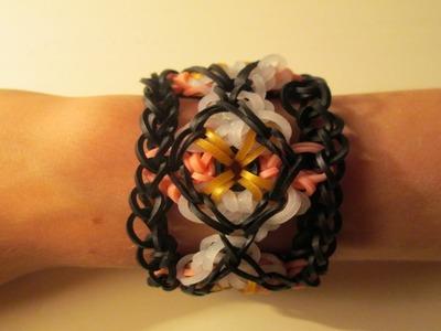 Rainbow Loom- Roma Bracelet (Original Design)