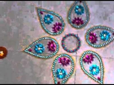 Ranjanaarts rangoli designs 2012 2