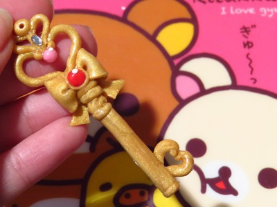 ~* Rini's Time Key Tutorial (Sailormoon) ☪ *~
