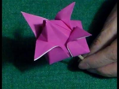 Tulipan - Tulip -Origami