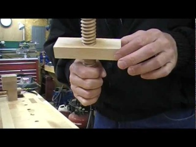 Wooden Screws - Part 2