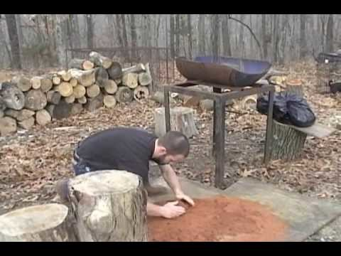 Building A Clay Forge (See Description)
