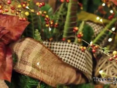 """""""Christmas Lodge"""" Christmas Decorating Theme - 2014"""