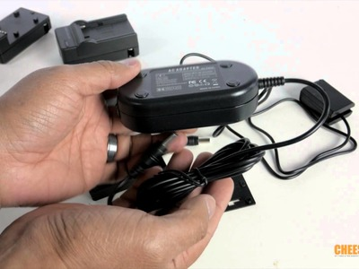 Convert Old Sony NPF L Series or LP-E6 Chargers to External Battery Power for Sony A7s etc