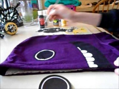 Cosplay Tutorial #2: Vocaloid Matryoshka Hoodie (Gakupo) [by TOKI]