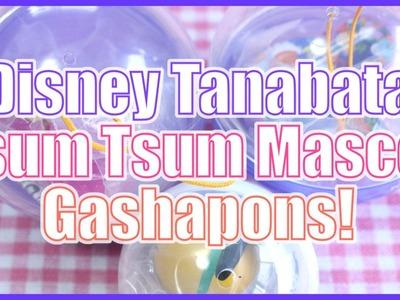 Disney Tanabata & Tsum Tsum Mascot
