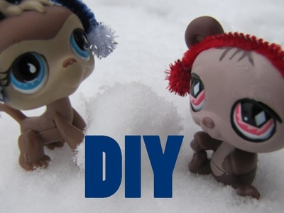 DIY Accessories: How To Make LPS Earmuffs