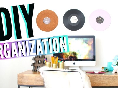 DIY Back To School Room Decor & Organization + GIVEAWAY
