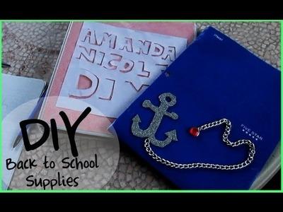 DIY: Back to School Supply Makeover!