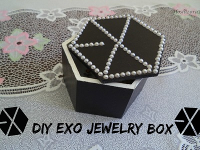 DIY: EXO Jewelry Box