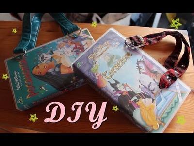 DIY VHS Purse EASY!