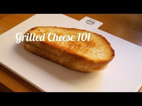 Grilled Cheese 101 | essiebutton