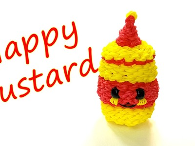 Happy Mustard Tutorial by feelinspiffy (Rainbow Loom)
