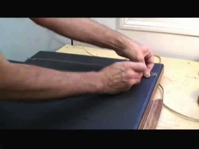How to Hang Heavy Picture Frame on Wall Video