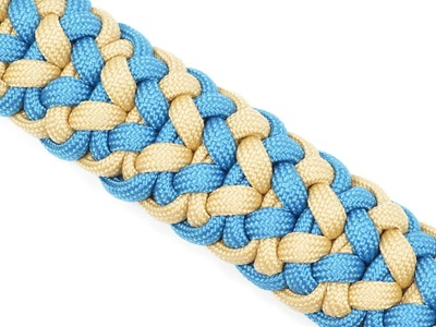 "Make the ""Riggers Summit"" Paracord Survival Bracelet - BoredParacord.com"