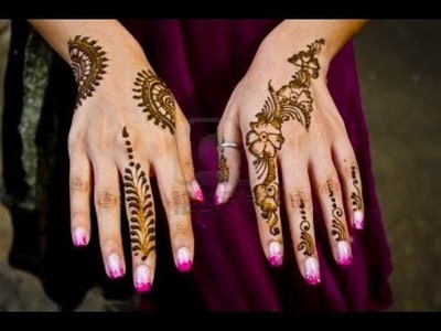 Make Your OWN Henna Tattoo!