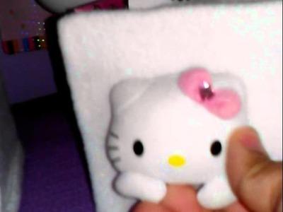 Manualidades,Hello kitty organizador,caja