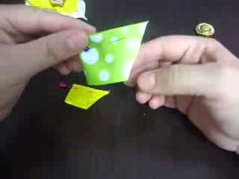 Manualidades y accesorios la hormiga  como hacer una flor en cintas HAIR ACCESSORIES video No 054