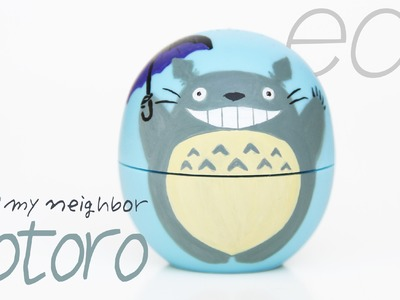 My Neighbor Totoro eos lip balm | Pencilmade.dk