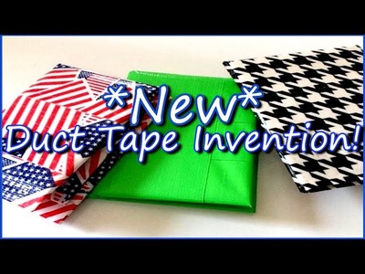 New Duct Tape Invention!