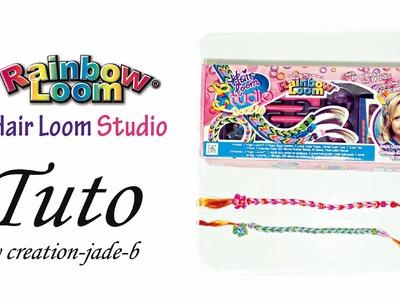 Rainbow Loom - Nouveau Kit Hair Loom Studio Double !