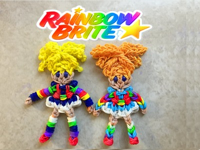 Rainbow Loom Rainbow Brite - 1980s Animated Series -