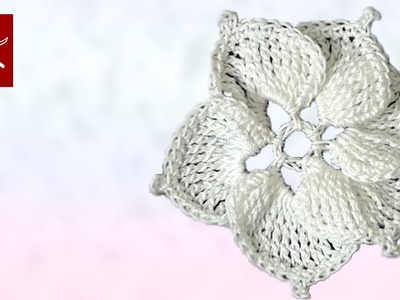 Thread Flower Crochet Part 1