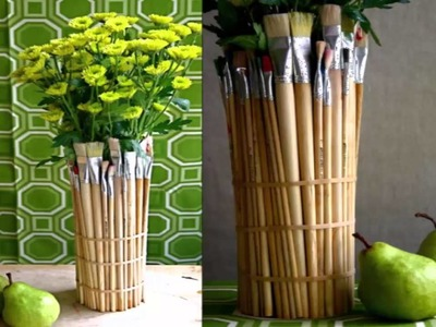 Top 10 Best Ways to Recycle Paint Brushes